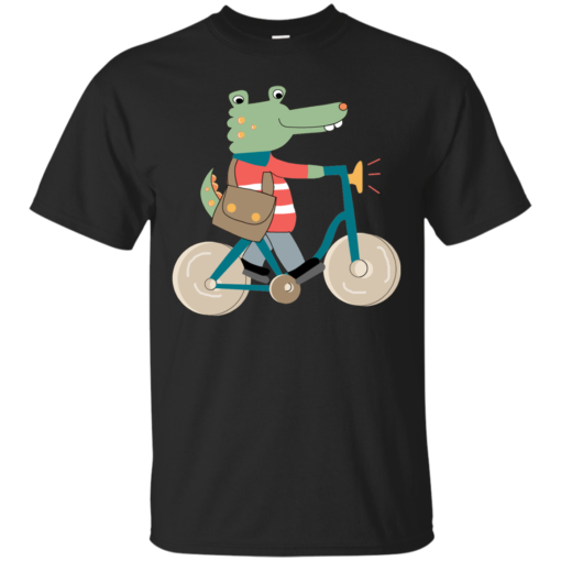 Croc hip Cotton T-Shirt