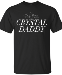 Crystal Daddy 2 Cotton T-Shirt