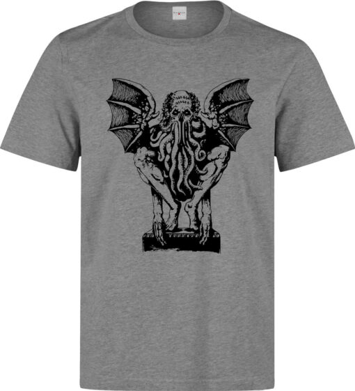 Cthulhu H. Gray P. Camisole Top Men Eldritch Horror Lovecraft Sketch Illustrations T Shirt