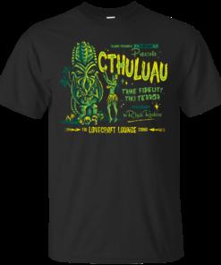 Cthuluau Cotton T-Shirt