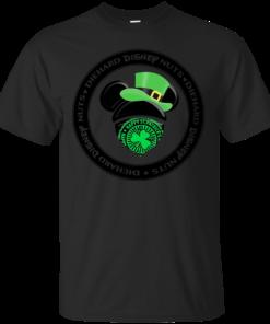 DDN St Patricks Day logo Cotton T-Shirt