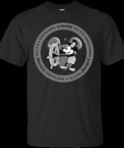 DDN Steamboat Willie logo Cotton T-Shirt