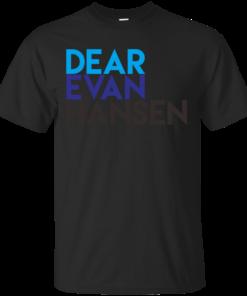 DEAR EVAN HANSEN Cotton T-Shirt