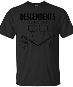 DESCENDENTS DESIGN Cotton T-Shirt