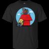 DESPICABLE PET funny Cotton T-Shirt