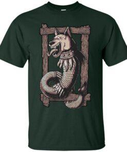 Dacian flag Draco Cotton T-Shirt