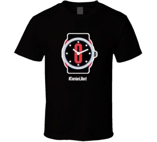 Damian Lillard All Star Basketball Logo Cool Hashtag T Shirt