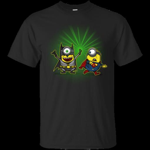 Dark Minion VS False God Cotton T-Shirt