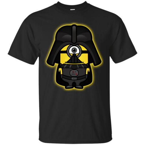 Dark Minion yellow Cotton T-Shirt