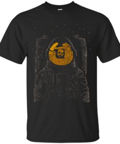 Dark side of the moon Cotton T-Shirt