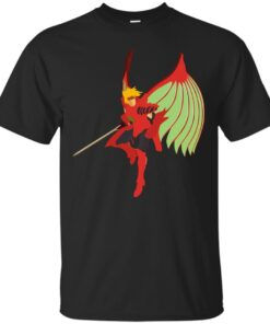 Dart The Legend of Dragoon Cotton T-Shirt