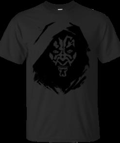 Darth Maul Sumie Edition Cotton T-Shirt