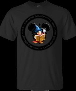 Ddn sorcer Mickey Cotton T-Shirt