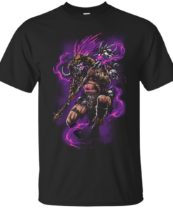 Deadly Spell Cotton T-Shirt