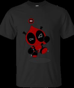 Deadpool Chao Cotton T-Shirt