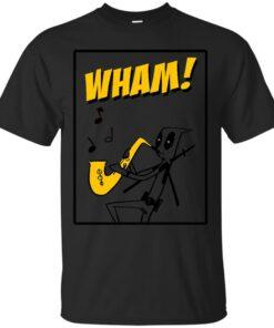 Deadpools Careless Whisper Cotton T-Shirt