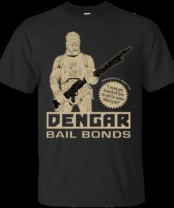 Dengar Bail Bonds Cotton T-Shirt