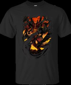 Devil Inside Cotton T-Shirt