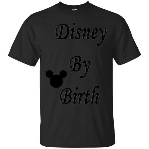 Disney By Birth Cotton T-Shirt