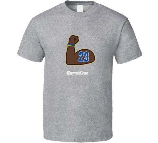 Draymond Green All Star Basketball Logo Cool Hashtag T Shirt