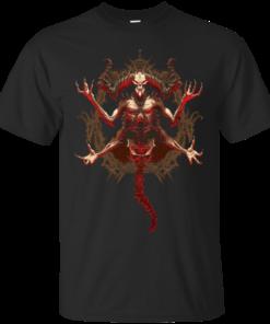 Dul Mephistos Cotton T-Shirt