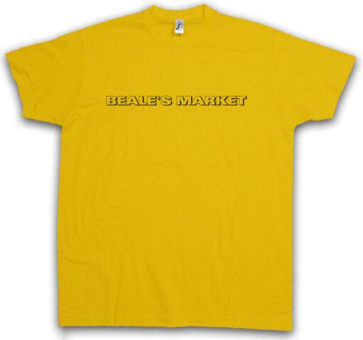 Eastenders Shop Market Middle Market Enders Logo Symbol Shows Beale T Shirt