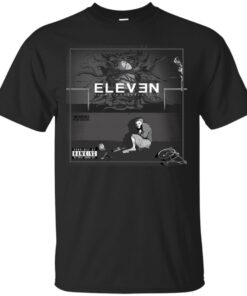 Eleven the Psychokinetic LP Cotton T-Shirt