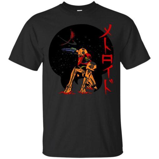 Escape from Zebes Cotton T-Shirt