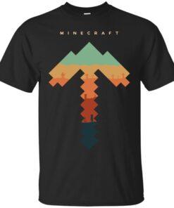 Exploration Minecraft Cotton T-Shirt