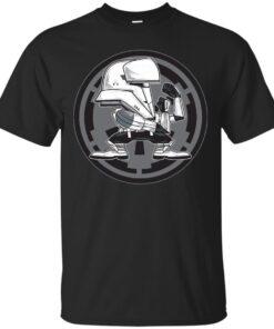 FIGHTING TANK DRIVER Cotton T-Shirt