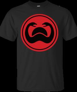 Facing Snakes Cotton T-Shirt