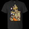 Family Portrait flower crown Cotton T-Shirt
