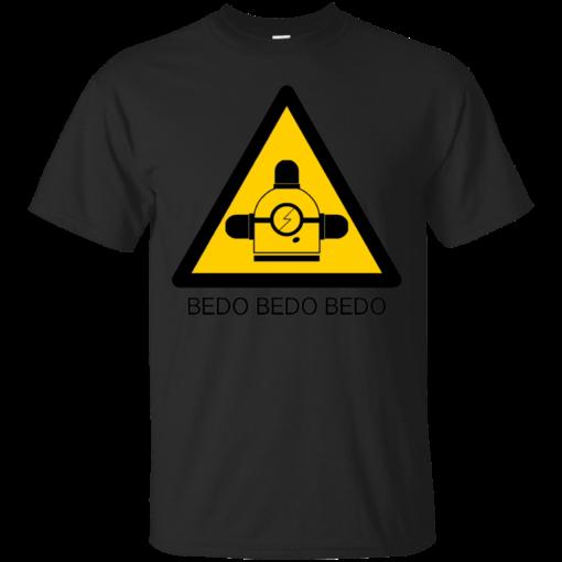 Fire Hazard Minion despicable me 2 Cotton T-Shirt