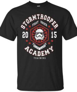 First Order Academy Cotton T-Shirt