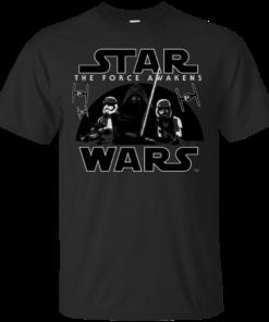 First Order Awakening Cotton T-Shirt