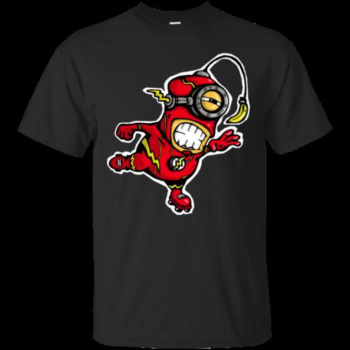 Flash Minion flash Cotton T-Shirt