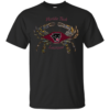 Florida Tech lacrosse crab maroon Cotton T-Shirt