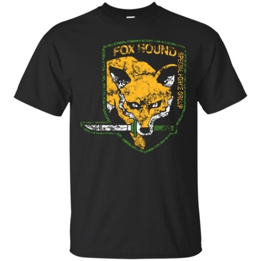 Foxhound Cotton T-Shirt