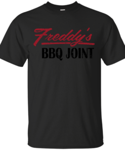 Freddys BBQ Joint house of cards Cotton T-Shirt