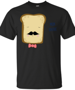 French Toast family Cotton T-Shirt