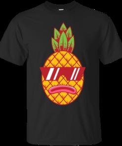 Fresh Pineapple pineapples Cotton T-Shirt