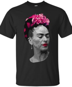 Frida Kahlo Cotton T-Shirt