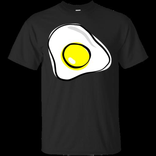 Fried Egg kawaii Cotton T-Shirt