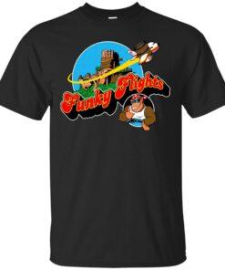 Funky Flights Cotton T-Shirt