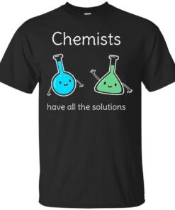Funny Science Pun Cotton T-Shirt