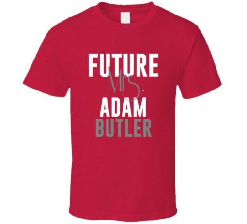 Future Mrs. Adam Butler
