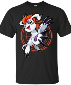 GOMAMON Cotton T-Shirt