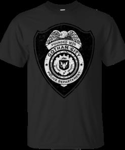 GOTHAM POLICE GOTHAM Cotton T-Shirt