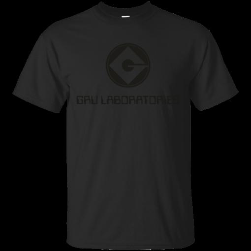 GRU Laboratories mad scientist Cotton T-Shirt