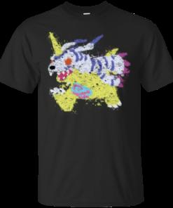 Gabumon Cotton T-Shirt